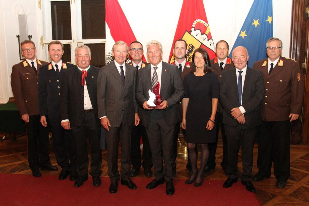 Der ÖAMTC ist einer der 15 Salzburger