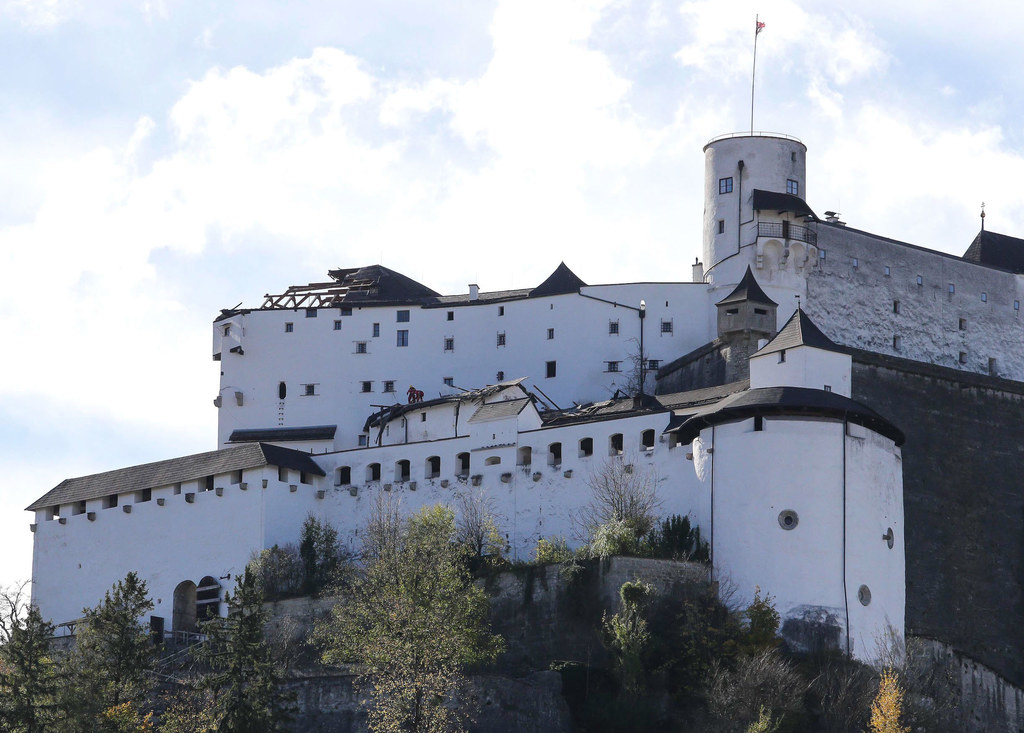 Ab Mittwoch ist Salzburgs Wahrzeichen Nummer Eins wieder geöffnet.