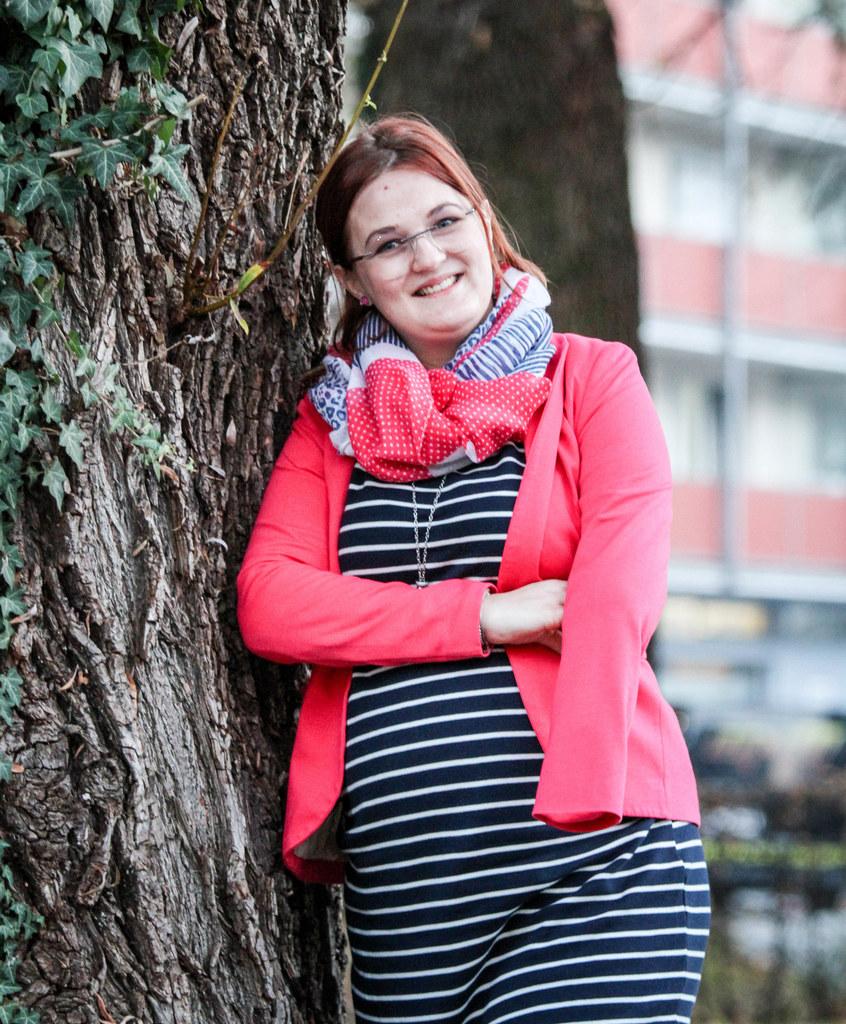 Sabine F. verbrachte ihre Jugend in einer betreuten Wohngemeinschaft.