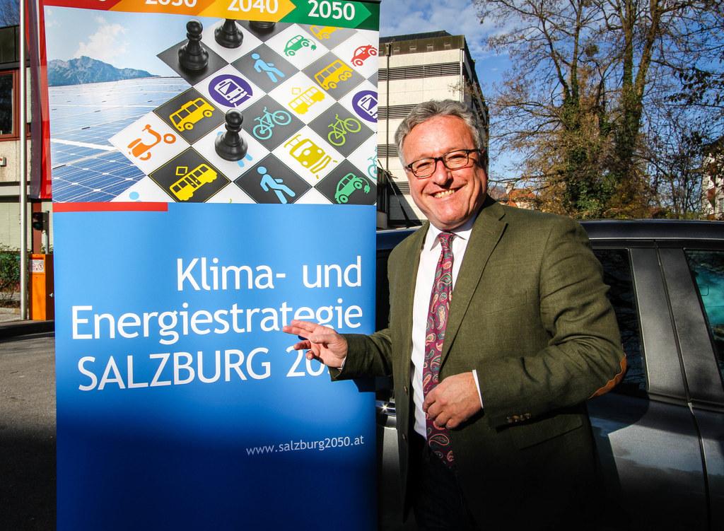 LH-Stv. Heinrich Schellhorn: Das Land stellt heuer 3,4 Millionen Euro für den Um..