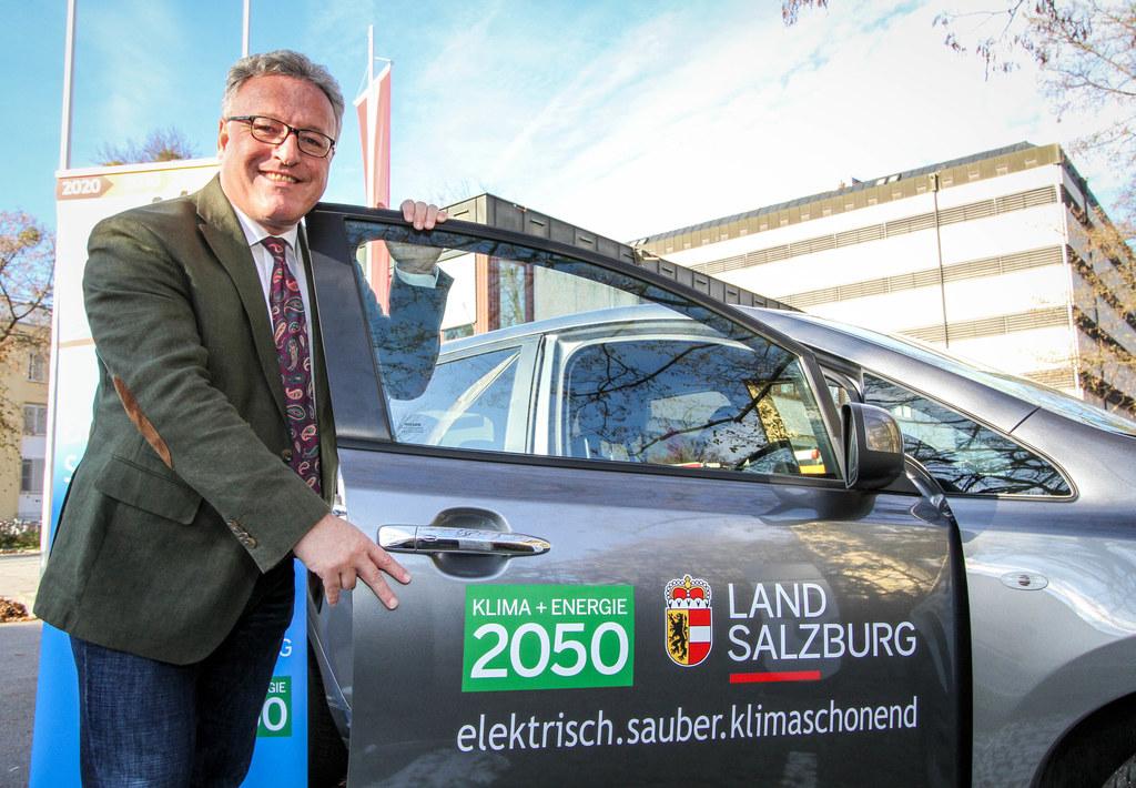 """Einen """"schärferen und konkreteren nationalen Energie- und Klimaplan"""" fordert LH-.."""