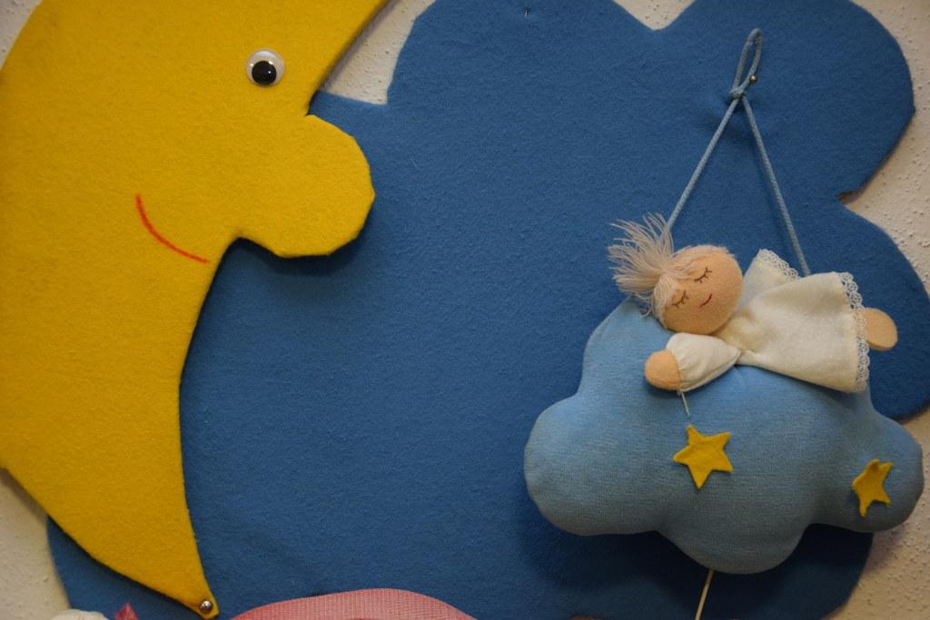 Vor allem das Thema Schlafen beschäftigt junge Eltern: Die Elternberatungsstelle..