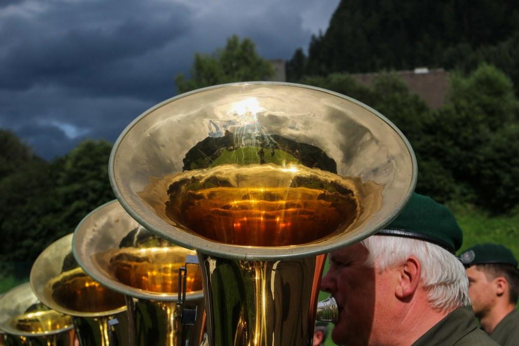 200 Jahre Stille Nacht! sind der Anlass für ein Benefizkonzet der Militärmusik S..