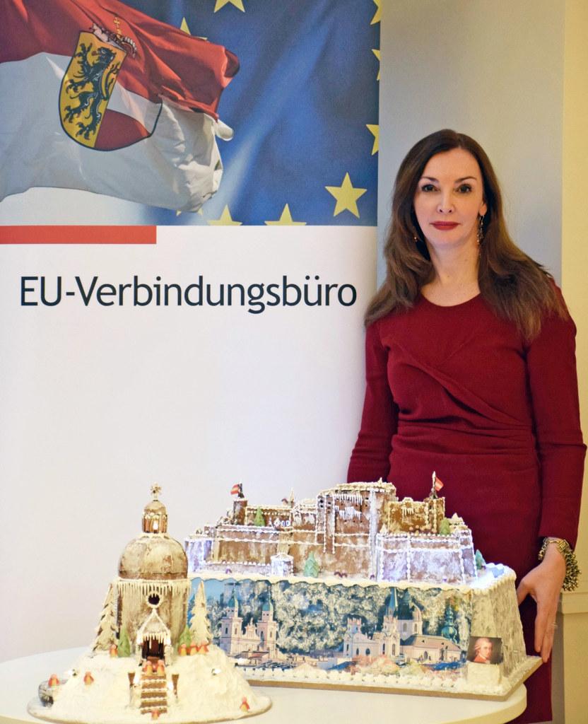 Michaela Petz-Michez und ihr Team vom Verbindungsbüro haben für die Adventverans..