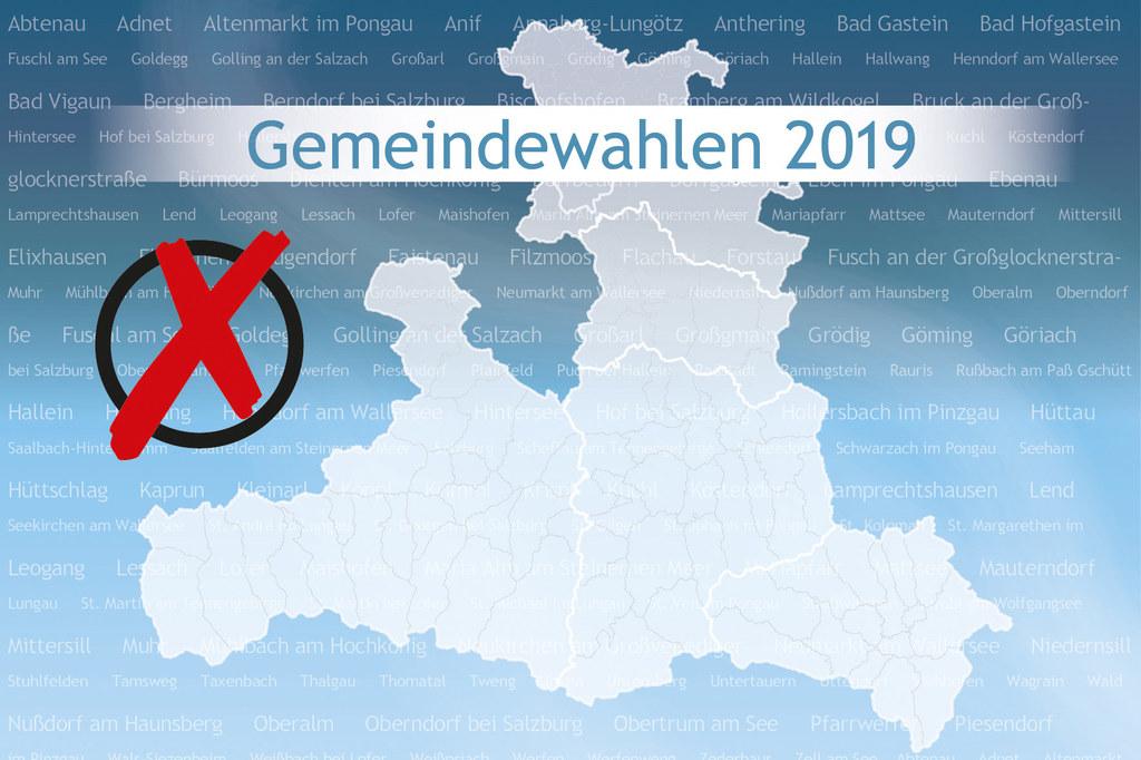 Heute, Donnerstag, ist Stichtag für die Gemeindevertretungswahlen am 10. März.
