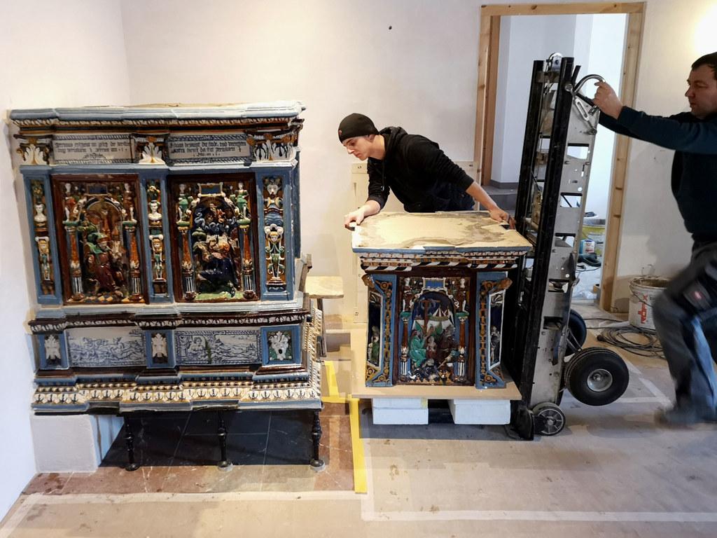 Das wertvolle Stück aus Wien hat im Gotik- und Bergbaumuseum Leogang eine neue H..
