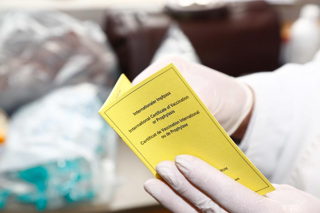 Am 27. April kann man im Europark auch seinen Impfpass checken lassen.