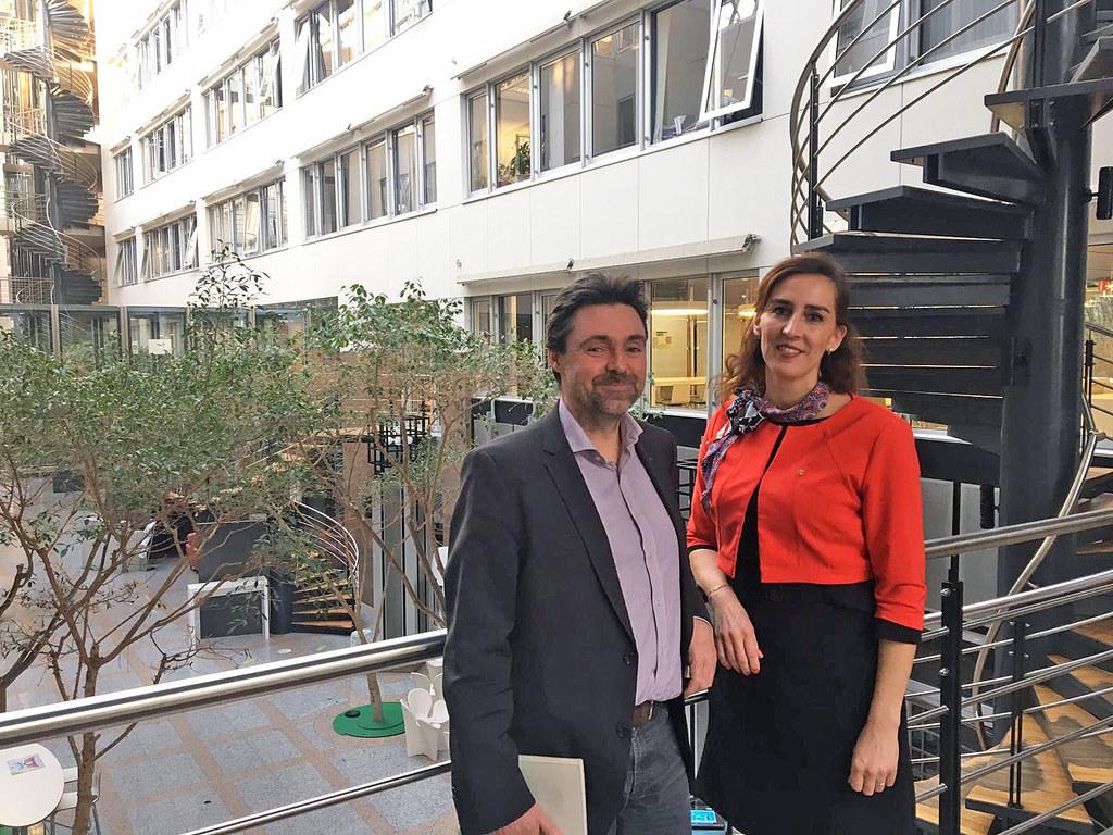 Positiv verliefen Gespräche von LR Maria Hutter mit der Europäischen Kommission,..