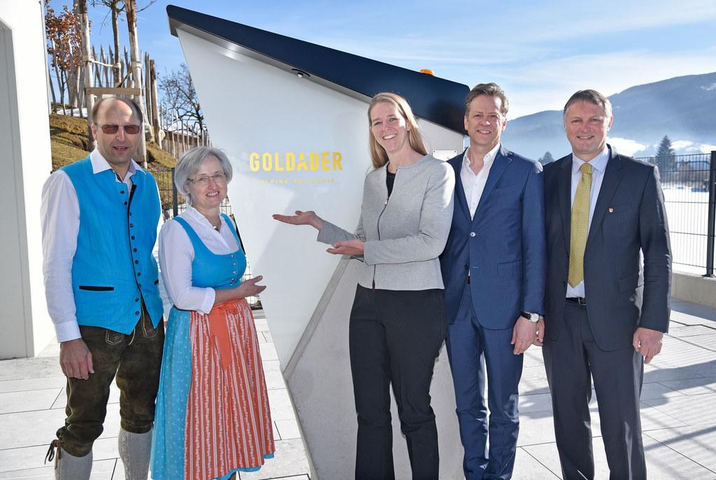 Lungauer Betriebskindergarten eröffnet Restaurant