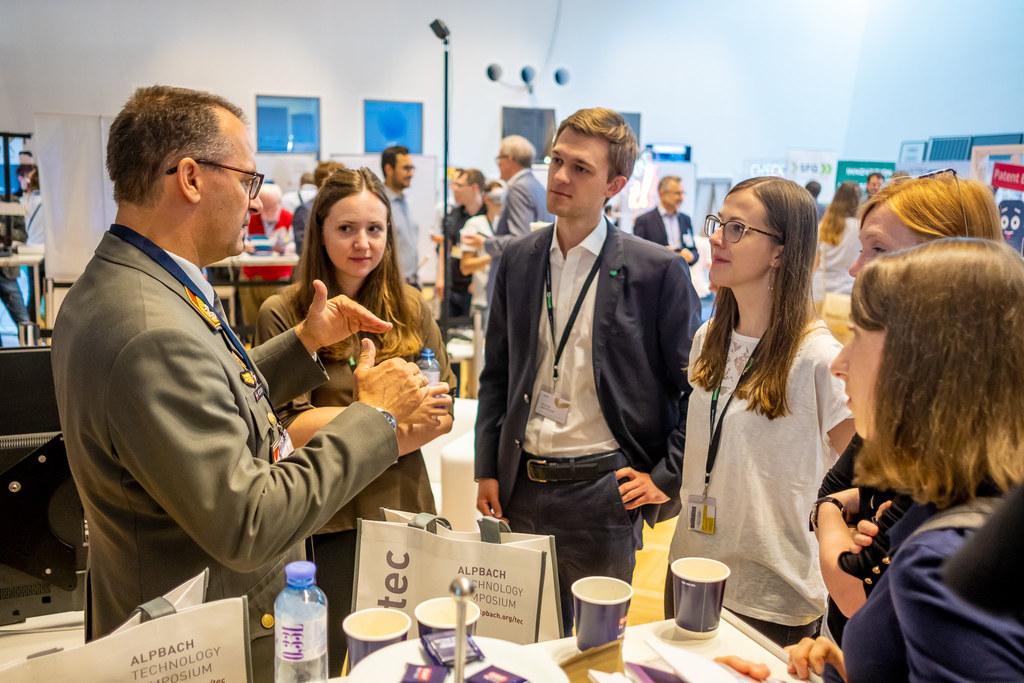 Die Bewerbungsfrist für Stipendien für das Europäische Forum Alpbach endet am 29..