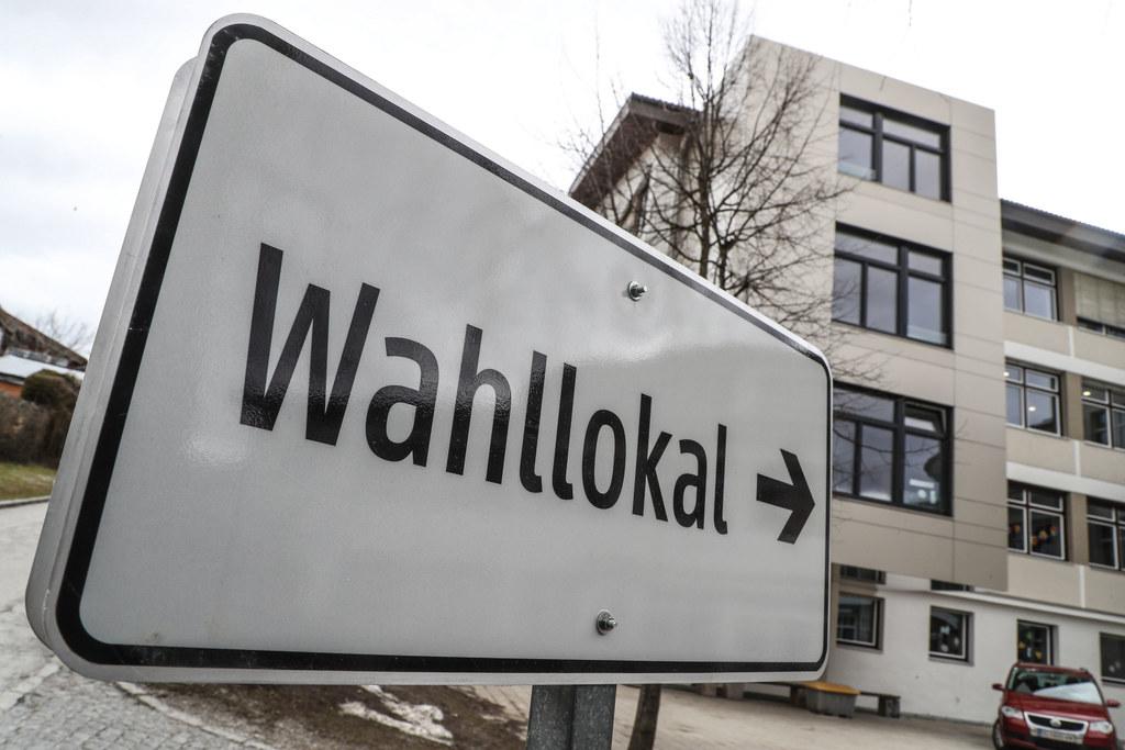 Bei der EU-Wahl haben die meisten Lokale in Stadt und Land Salzburg zwischen 7 u..