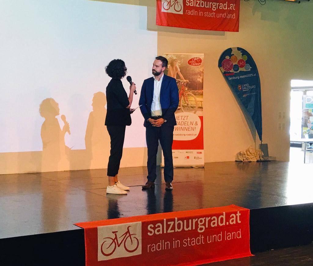 LR Stefan Schnöll sprach sich beim Vernetzungstreffen in Salzburg für einen Ausb..