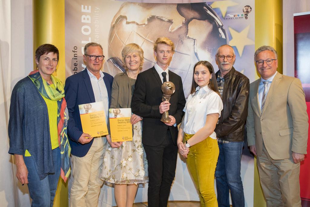In der Kategorie Jugend holte sich das BG/BRG/BORG St. Johann/Pongau den ersten ..