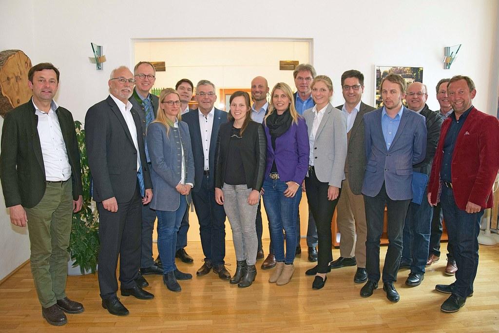 Die Finanzierung der ländlichen Verkehrsadern ist weiter gesichert: LR Josef Sch..