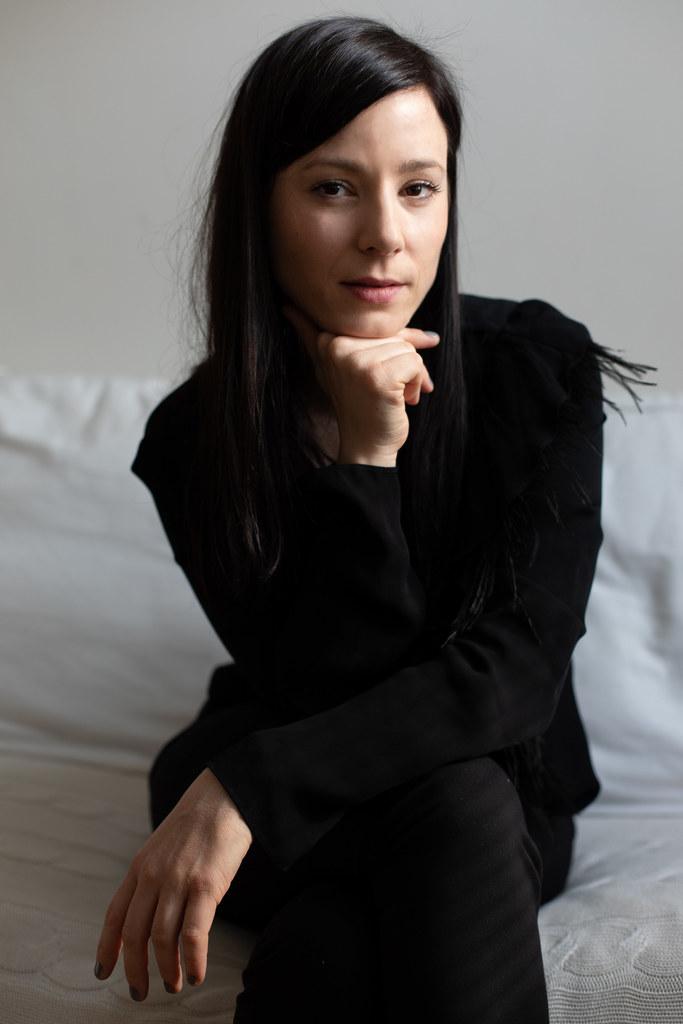 Das Jahresstipendium des Landes ermöglicht es Isabella Brunäcker, ihren ersten S..