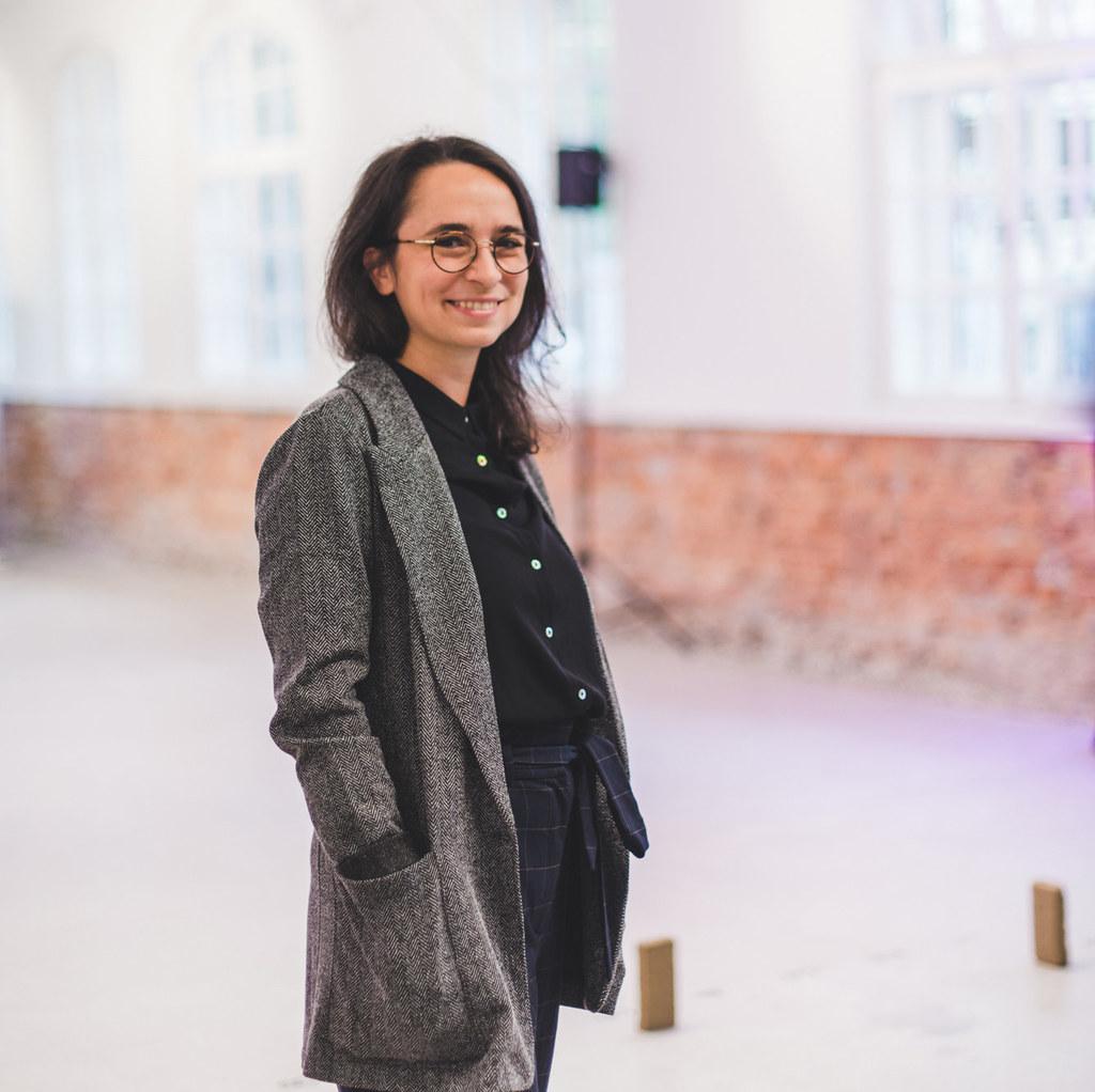 Arbeiten von Katharina Kapsamer waren bereits bei zahlreichen Festivals und Auss..