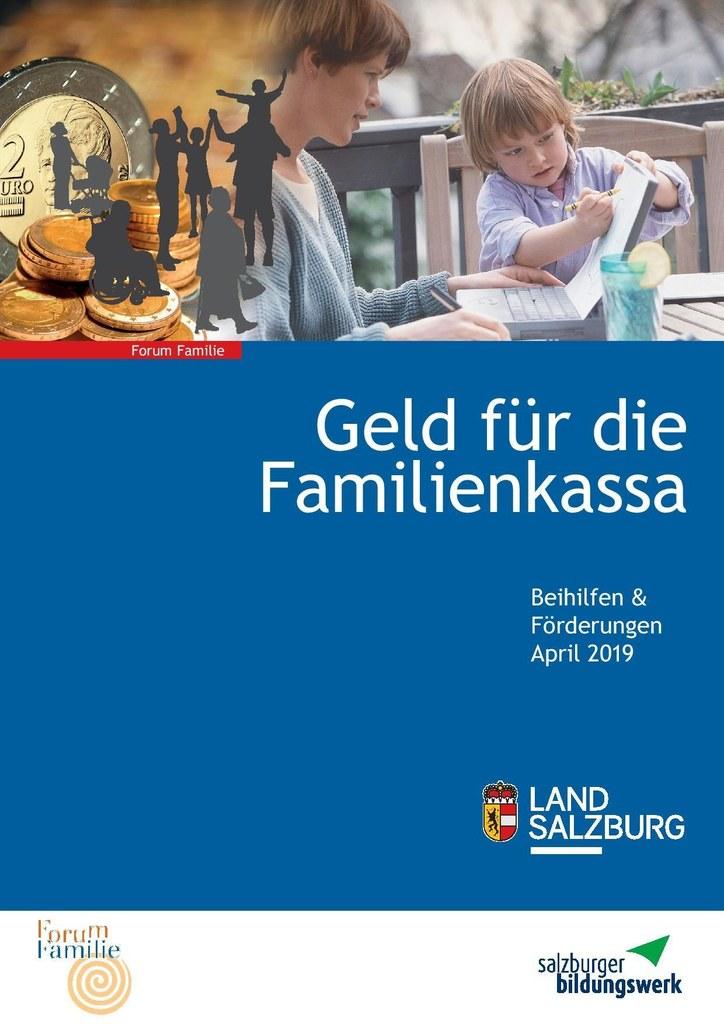 In dieser Publikation finden Familien hilfreiche Tipps.
