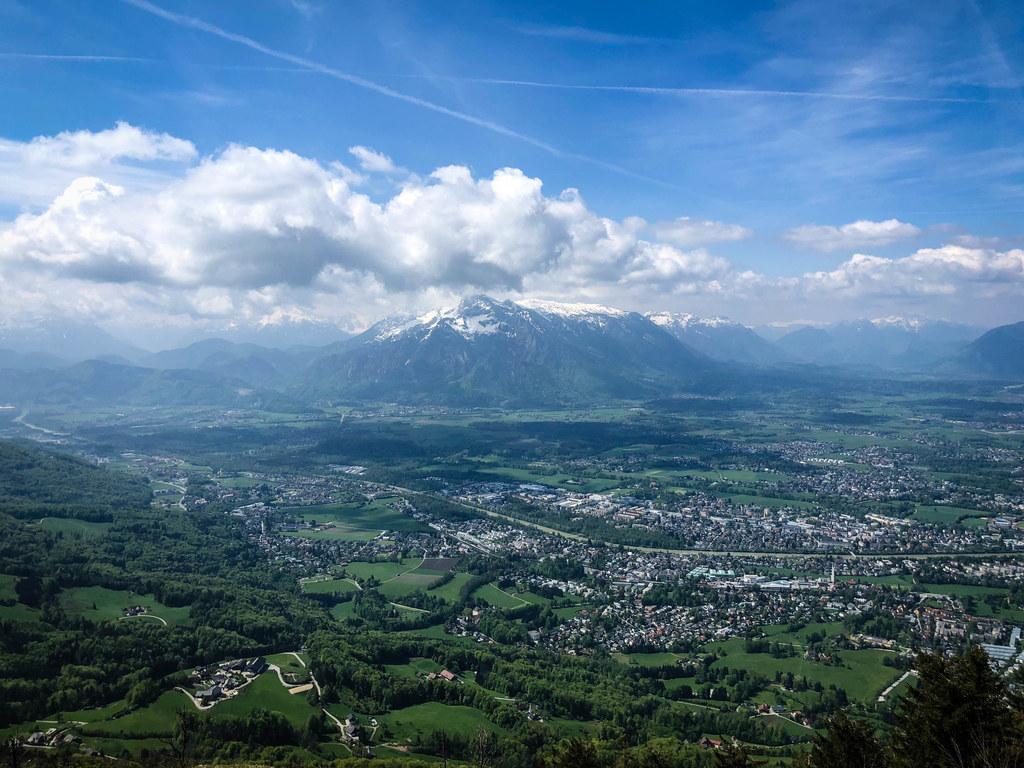 Der kühle Mai sorgte in Salzburg für gute Luftwerte.