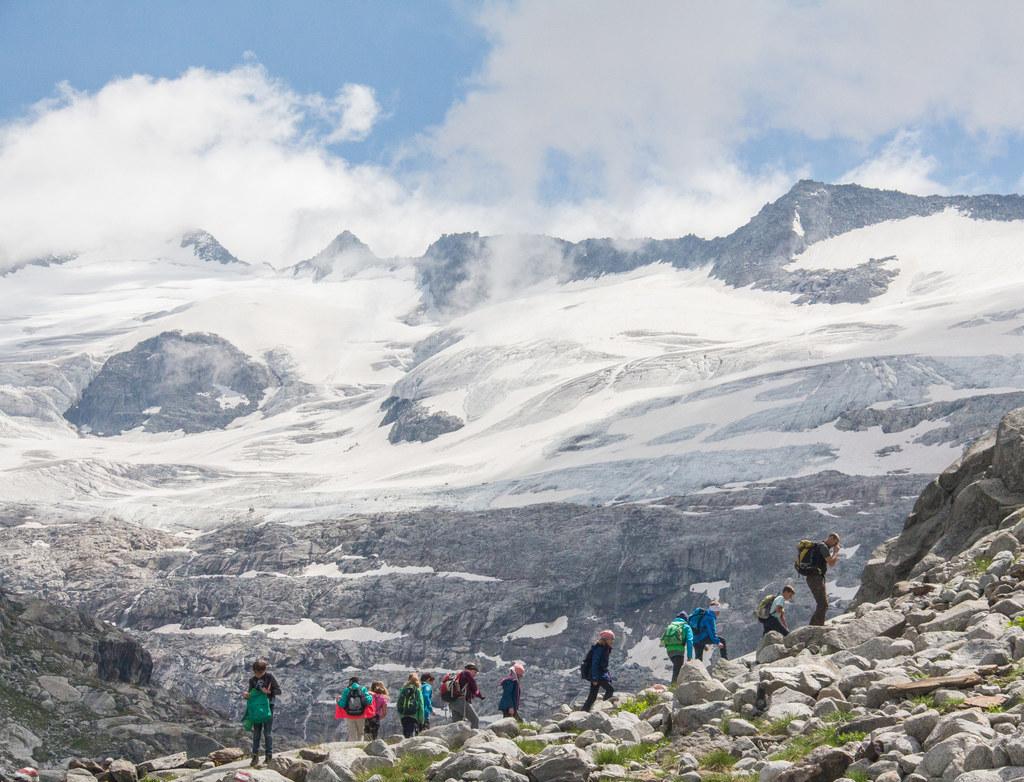 Der Nationalpark Hohe Tauern startet mit elf Ausstellungen, Umweltbildung an den Schulen und geführten Wanderungen in die Saison.