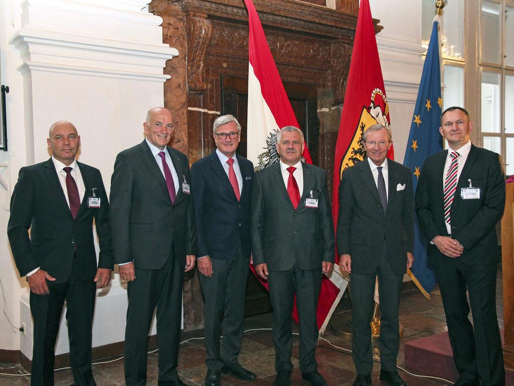 Treffen der Luftwaffenchefs in Salzburg, im Bild: Militärkommandant Anton Waldne..