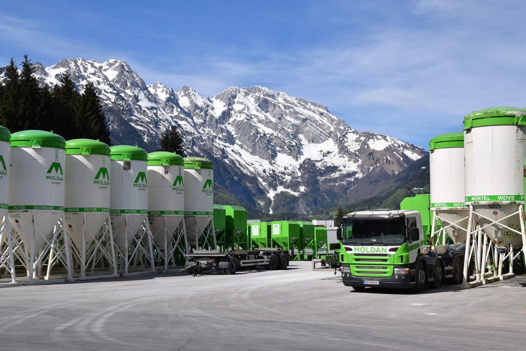 Das Tennengauer Unternehmen MOLDAN ist für eine Auszeichnung für besondere Aktiv..