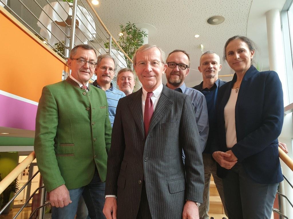 Jahrestagung der Lawinenwarndienstexperten, im Bild: Norbert Altenhofer (Salzbur..