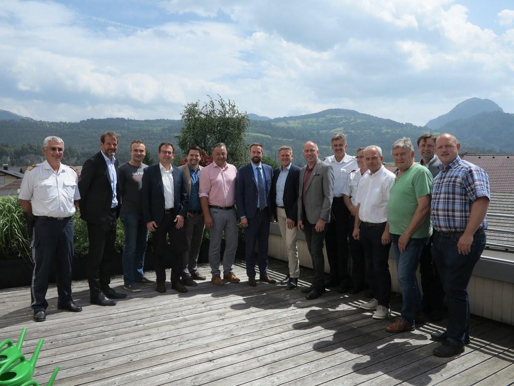 Das Maßnahmenpaket gegen den Sommer-Ausweichverkehr nimmt nach dem Treffen in Ku..