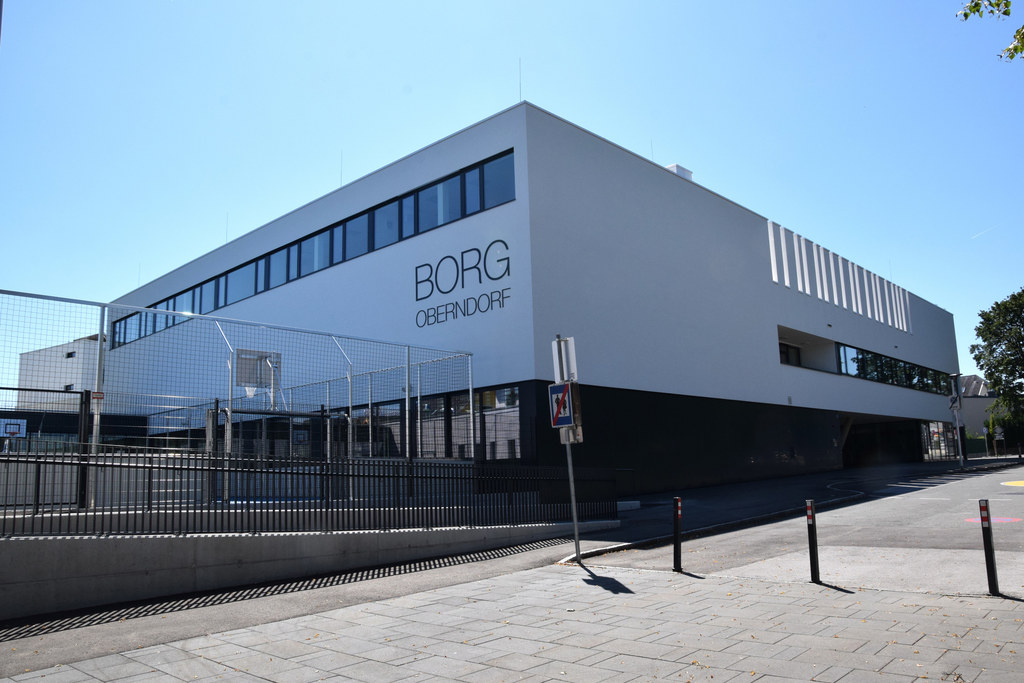 Das Bundesoberstufen-Realgymnasium Oberndorf wird eigenständig.