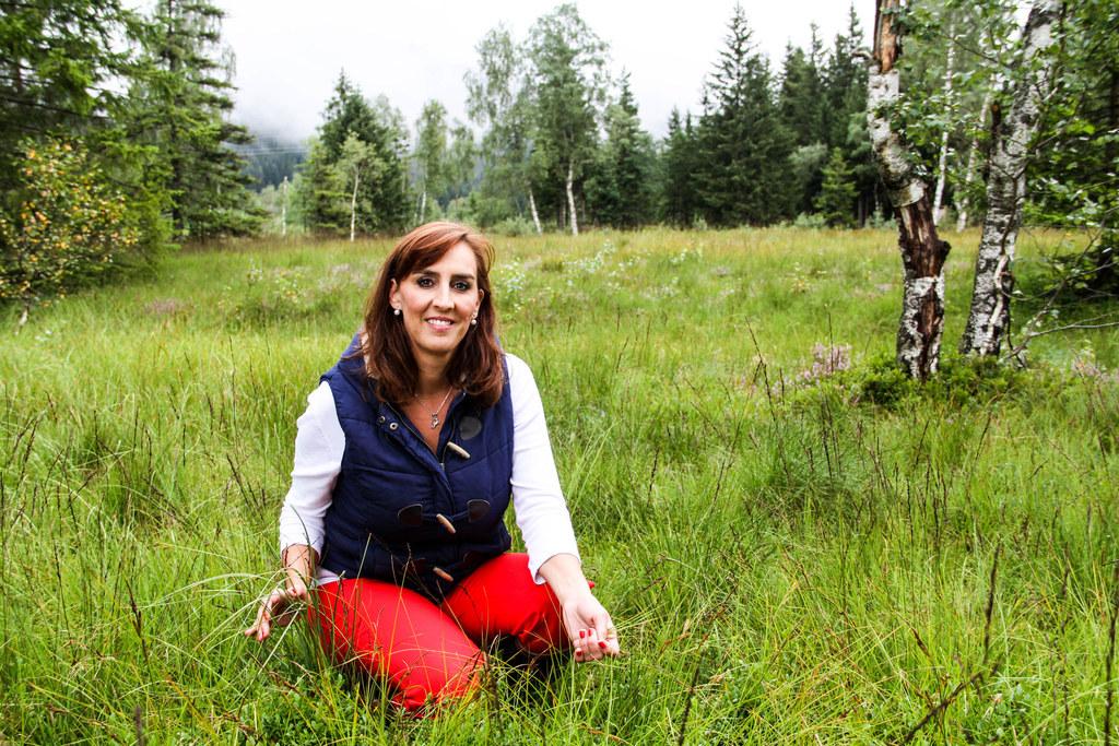 """LR Maria Hutter: """"In allen unseren Natura 2000 Gebieten wird mit großer Unterstützung von Besitzern ein wichtiger Beitrag für den Erhalt der Natur und Artenvielfalt für unsere Nachkommen geleistet."""""""