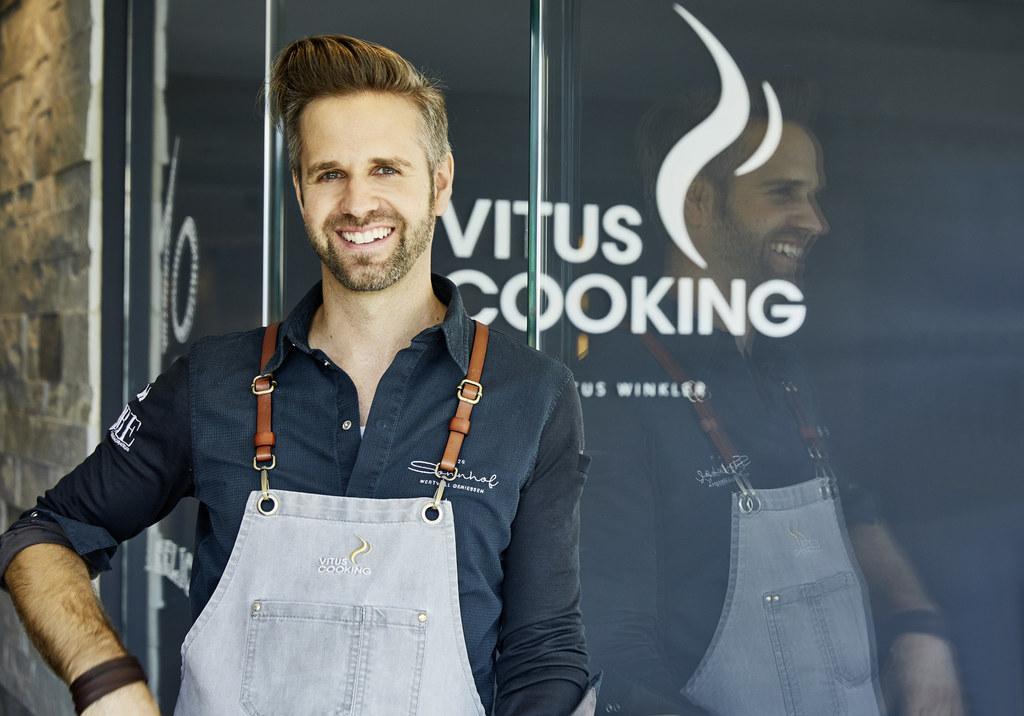 Vitus Winkler vom Hotel Sonnhof in St. Veit im Pongau ist einer der drei Spitzen..