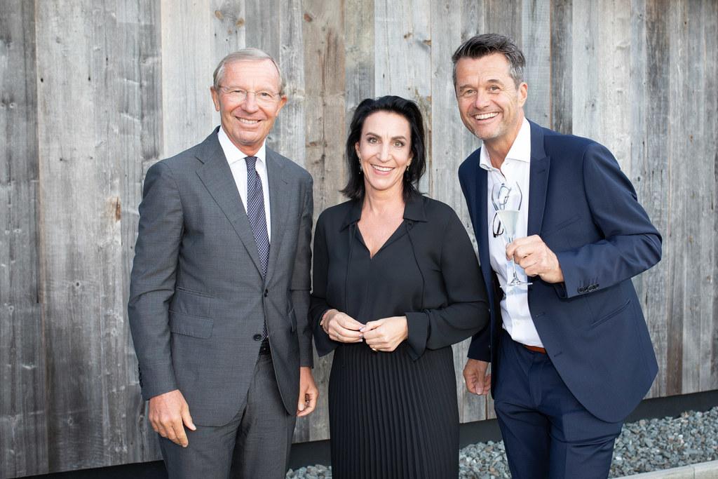 LH Wilfried Haslauer gratulierte Christine und Hubert Berger zum Jubiläum ihres ..