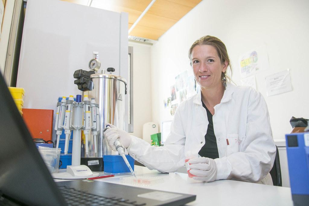An der Naturwissenschaftlichen Fakultät forscht Belinda Pletzer zur Wirkung der ..