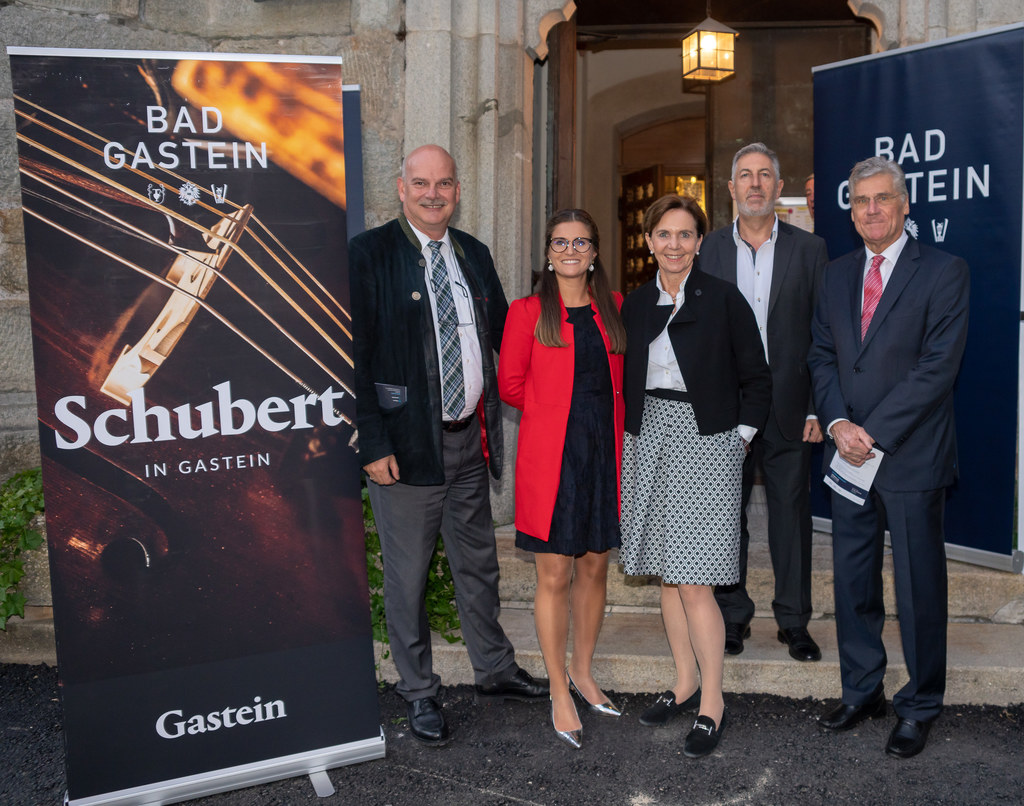 """Mit einem Konzert in der Preimskirche wurde das Festival """"Schubert in Gastein"""" e.."""