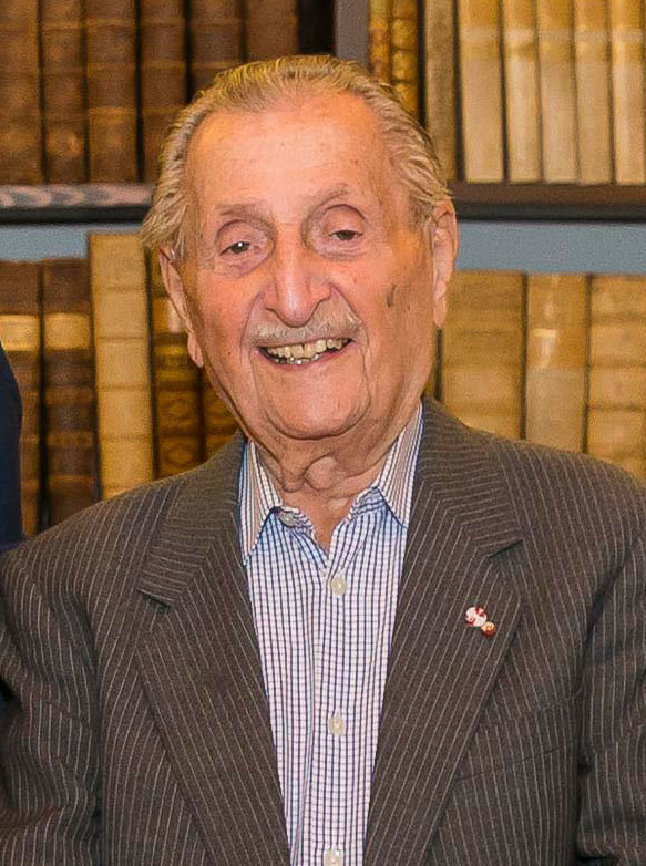 Marko Feingold ist im Alter von 106 Jahren verstorben.