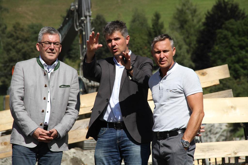 Kaum Verzögerungen für Wildbach- und Lawinenverbauung