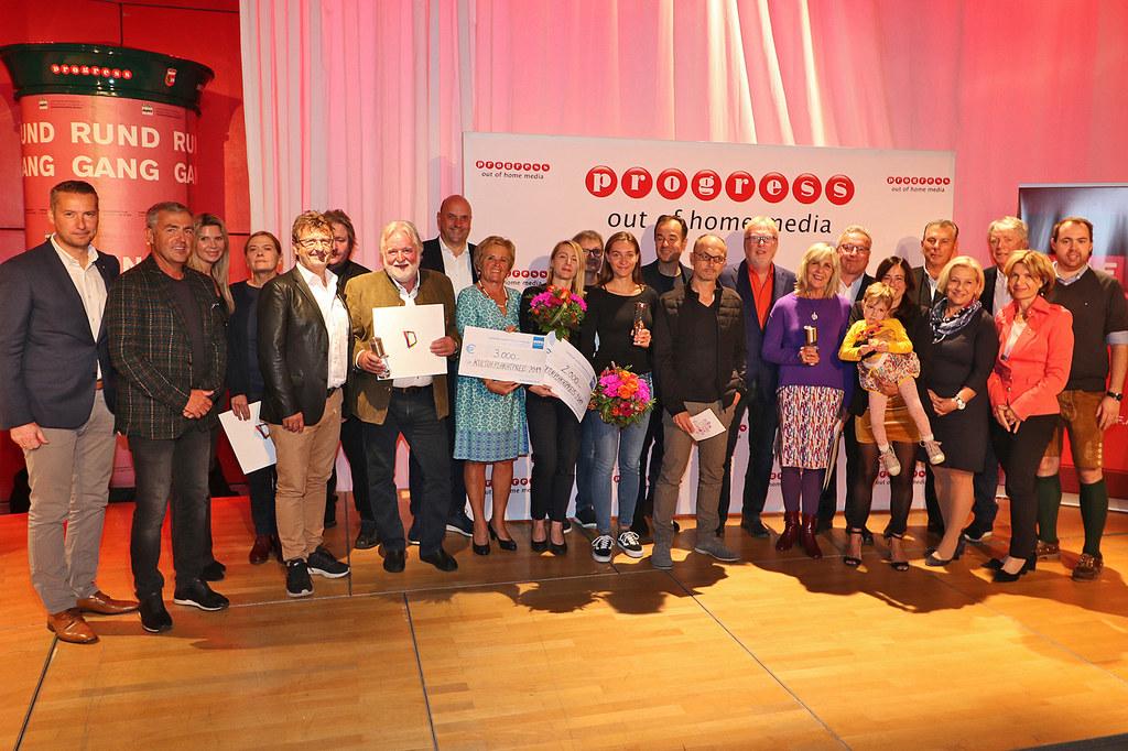 Die Gewinner des Salzburger Kulturplakatpreises 2019