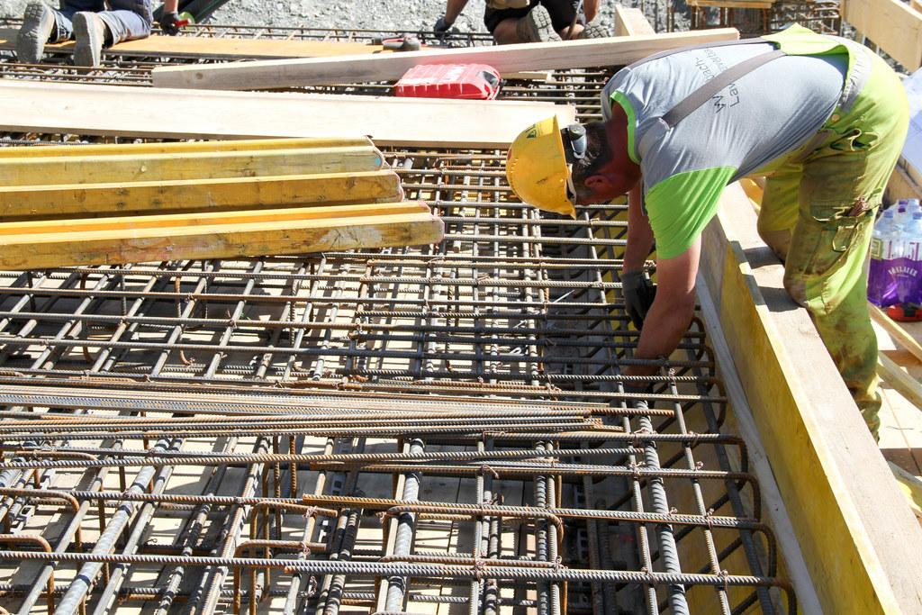 Die Arbeitslosigkeit in Salzburg sinkt beständig, vor allem die Bauwirtschaft ve..