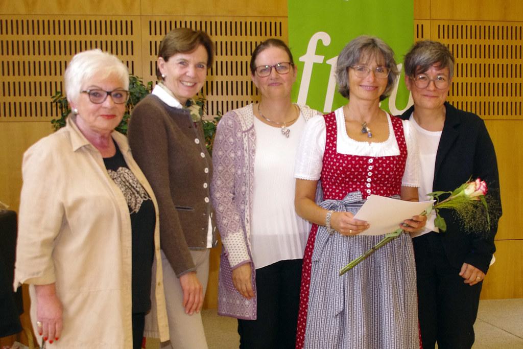 Brigitte Trnka (Hospiz-Bewegung), LTP Brigitta Pallauf, Ellen Üblagger (Ärztlich..