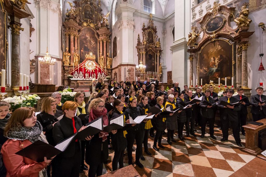 Das Land fördert Chorprojekte mit besonderer künstlerischer Qualität. Bewerbunge..