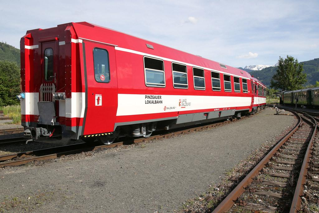 Vorrang für Bahn und Bus - die Mobilitätsoffensive im Pinzgau wird konsequent fo..