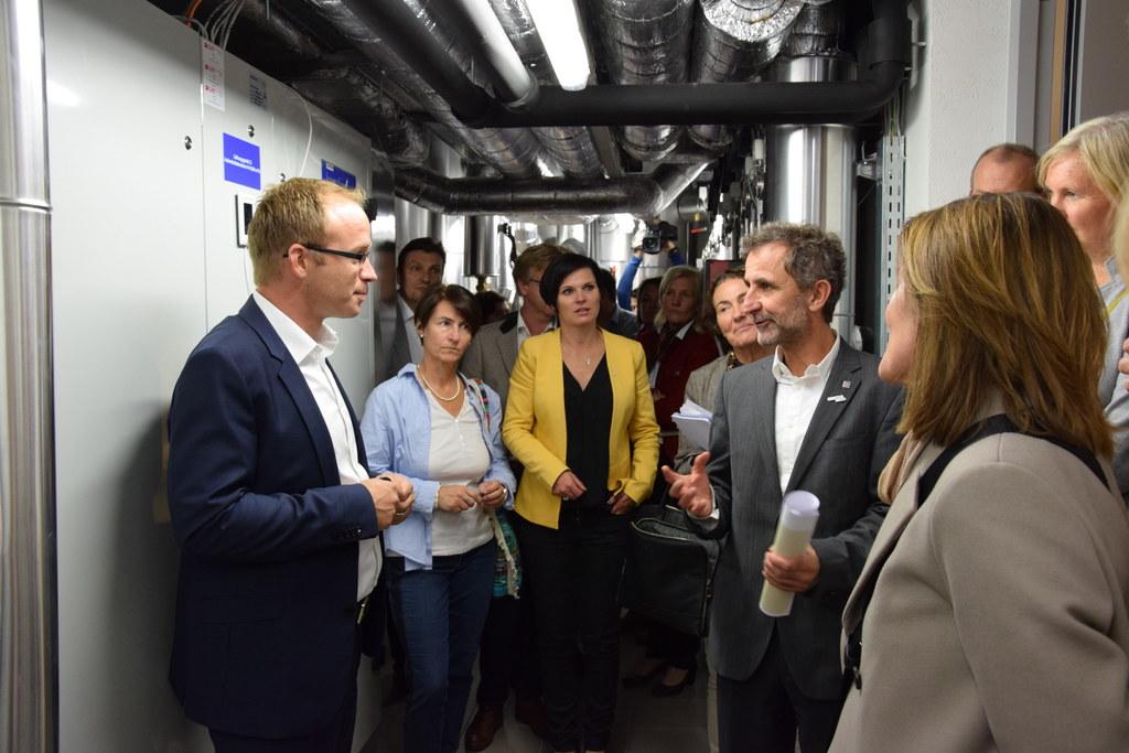 Groß ist das Interesse und die Teilnehmerzahl am 1. Salzburger Energie-Gemeindet..