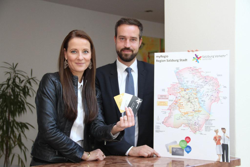 Der Vorverkauf für die neuen Regionentickets im öffentlichen Verkehr startet, im..