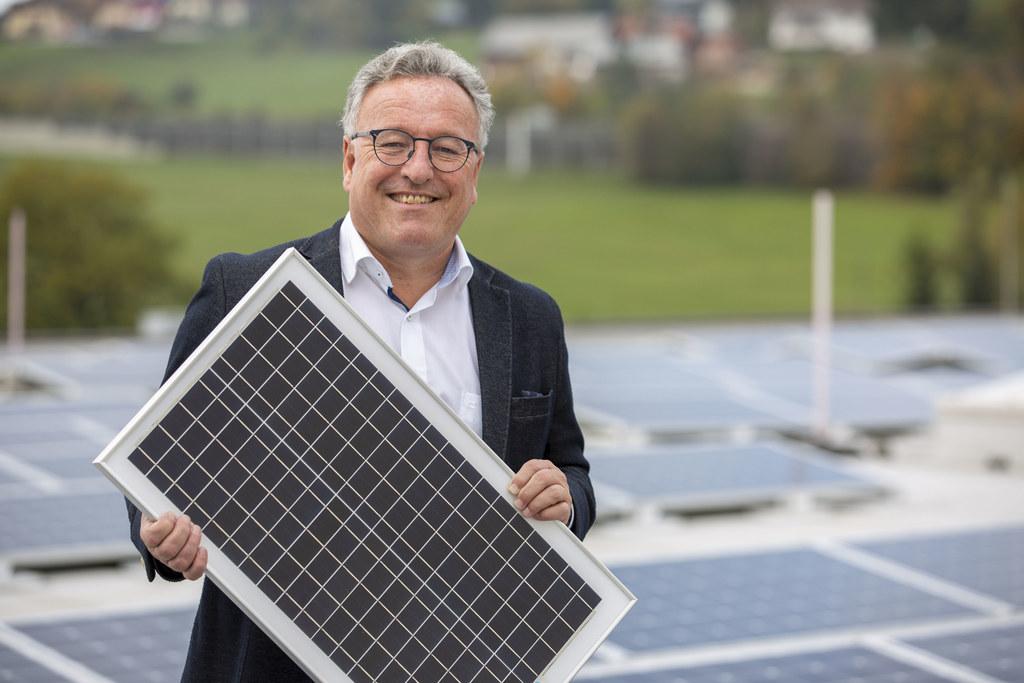 LH-Stv.  Heinrich Schellhorn: Die digitale Energieberatung wird gut angenommen.