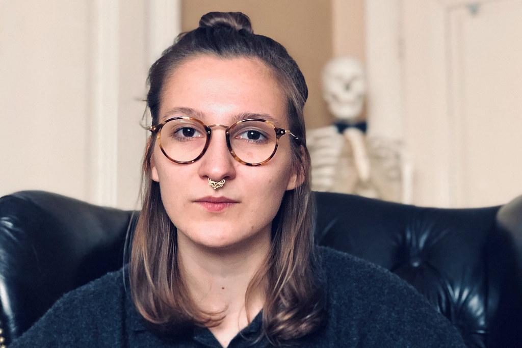 """Mercedes Spannagel erhält das Jahresstipendium für Literatur des Landes und kann sich nun ihrem Erstlings-Roman  """"Löwenlose Landschaft"""" widmen."""