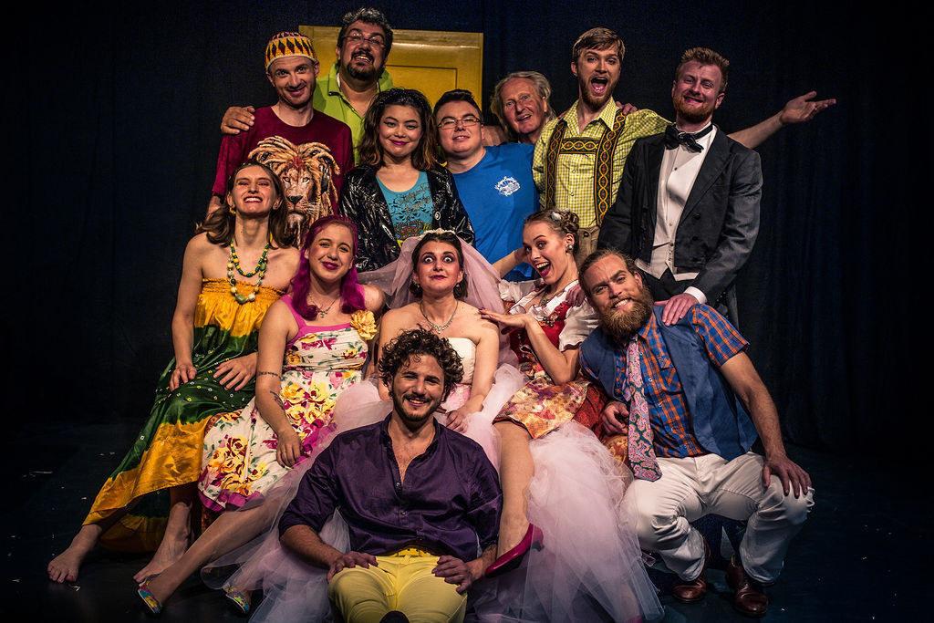 """Die English Drama Group Salzburg konnte mit Hilfe der Landesförderung """"Romantic .."""