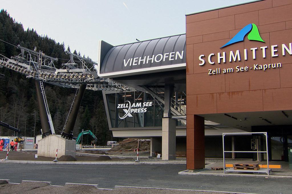Der neue zellamseeXpress wird am 7. Dezember eröffnet. Er führt von Viehhofen im..