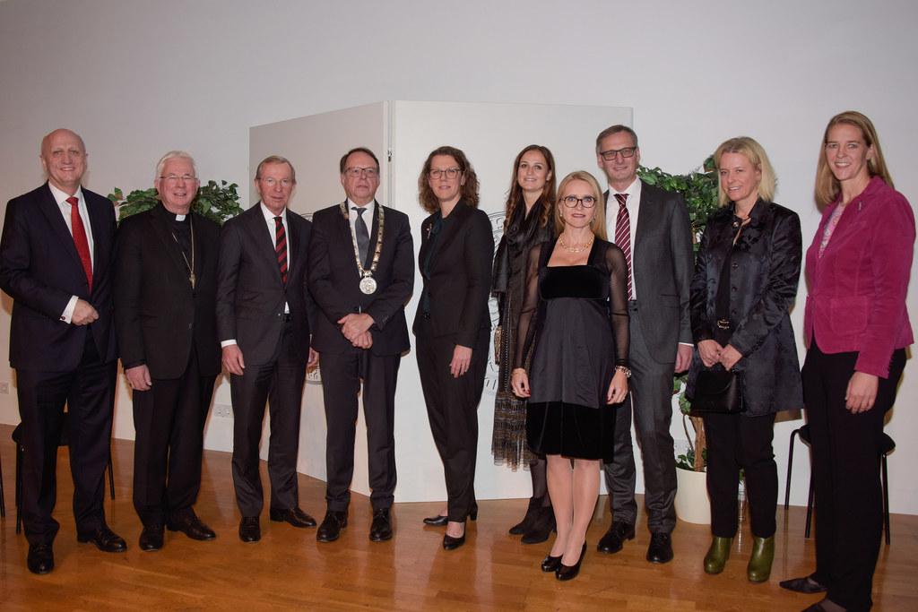 Inauguration des neuen Rektorats der Paris Lodron Universität Salzburg: Universi..
