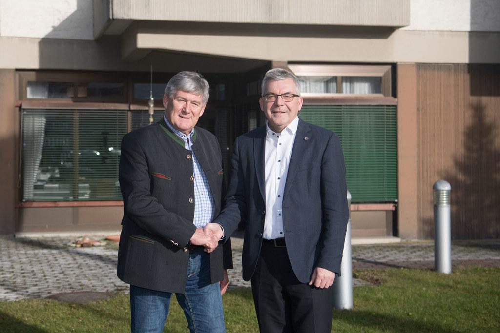 In der Gemeinde Puch wird das neue Tages-Zentrum für Senioren gebaut.