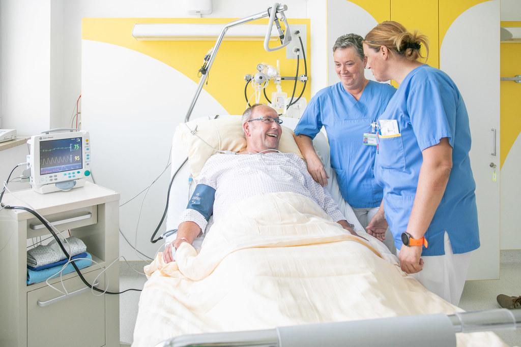 In der Halleiner Tagesklinik wurden in diesem Jahr rund 800 Behandlungen vorgenommen.