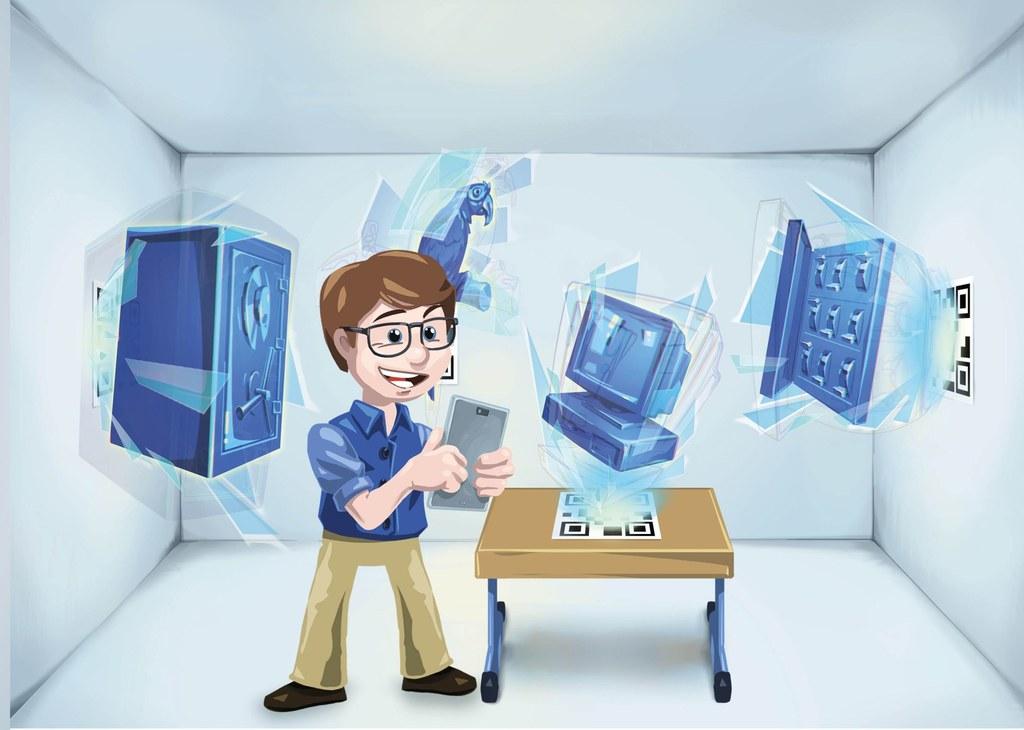 Apps nutzen den Spieltrieb fürs Lernen. Schüler tauchen in neue Welten ein und müssen Wissen und Kombinationsgabe nutzen, um knifflige Probleme zu lösen.